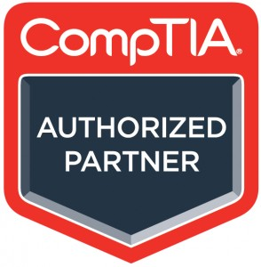 CompTIA Authorized Partner GCGA