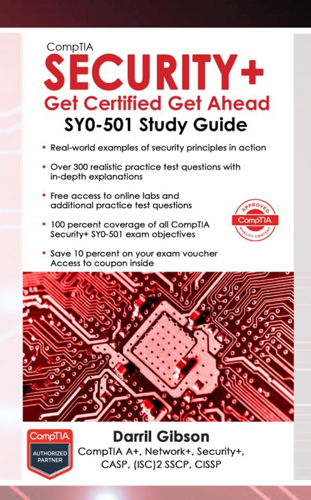 SY0-501 Full Security+ Course|Get Certified Get Ahead