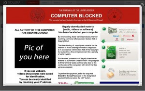 VirRansom a new type of ransomware